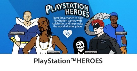 Which Super Star Would You Like To Challenge On PlayStation HEROES | Playstation 4 (PS4) - PS4.sx | Playstation 4  |  PS4.sx | Scoop.it