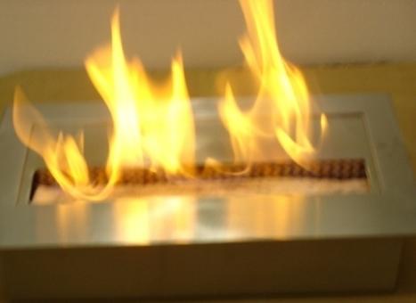 Bio ethanol fireplaces | Antflame Bio Ethanol Fireplace-Bacasız Şömine | Scoop.it