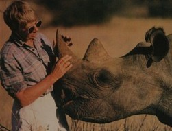 Celebrating Anna Merz: Rhino conservationist who helped found Kenya game reserve | What's Happening to Africa's Rhino? | Scoop.it