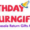 birthday return gifts