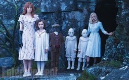 The first images from Miss Peregrine's Home for Peculiar Children | Geek Style Guide | Scoop.it