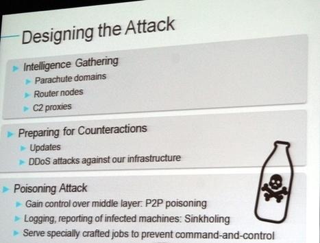 Crowdstrike fait tomber un botnet en direct lors d'une conférence ! | Libertés Numériques | Scoop.it