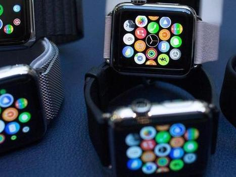 Erstes Update für Apple Watch schließt auch Sicherheitslücken | Apple, Mac, iOS4, iPad, iPhone and (in)security... | Scoop.it