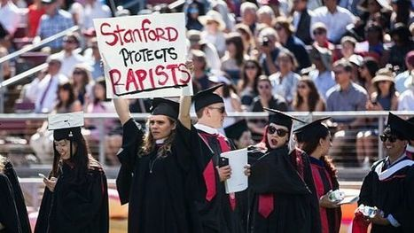 Stanford University is banning spirits on campus following Brock Turner sexual assault case (USA) | Alcohol & other drug issues in the media | Scoop.it