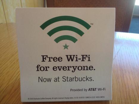 Cómo protegerte en una red WiFi pública | Guí@s e información útil | Scoop.it