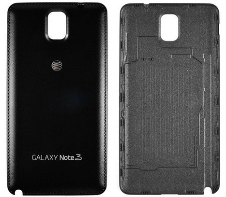 Black Battery Back Housing Cover/ Battery Door For at&t Samsung Galaxy Note 3 N900A | newest phone accessories | Scoop.it