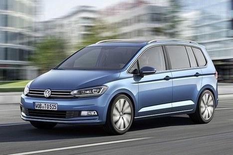 Nový Touran je na prvý pohľad typický Volkswagen   Doprava a technológie   Scoop.it