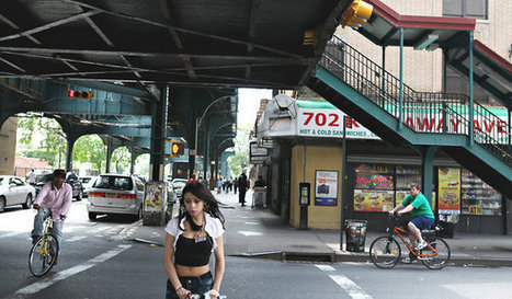 As Brooklyn Gentrifies, Some Neighborhoods Are Being Left Behind | Geography Education | Scoop.it