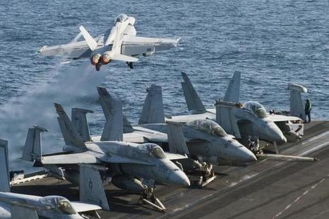 Siria: gli USA schierano il gruppo da battaglia della USS Truman   La Grande Guerra (la III^)   Scoop.it