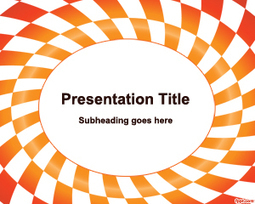 Circles PowerPoint Template | Free Powerpoint Templates | Lean Content and Visual Narrative | Scoop.it