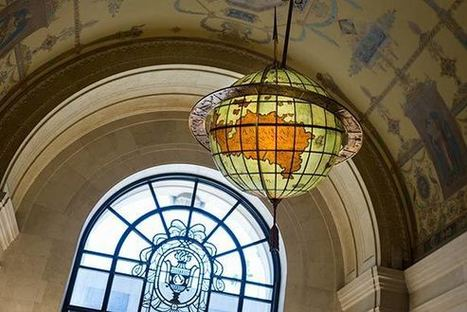 Seven wonders of the Cleveland Public Library | Librarysoul | Scoop.it