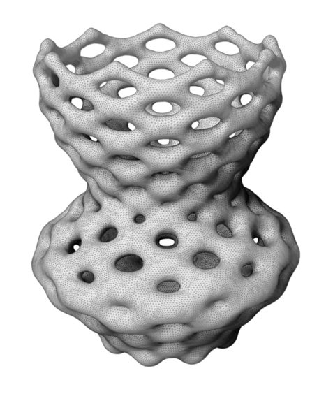Marching Cubes: Curve Wrapping & More Metaballs   Architecture, design & algorithms   Scoop.it