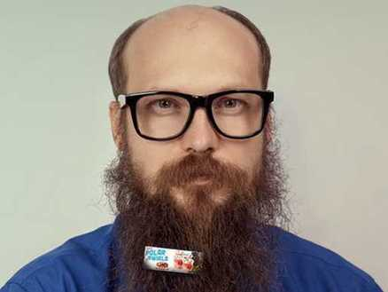 A&W Is Paying To Put Mini Ads In Men's Beards | It's Show Prep for Radio | Scoop.it