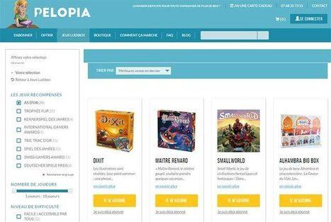 PELOPIA, les jeux à tester ou à acheter en ligne - | Les mamans blogueuses et les papas blogueurs | Scoop.it