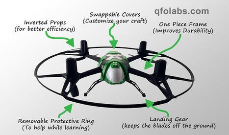 Chris Anderson's Blog - DIY Drones | Heron | Scoop.it