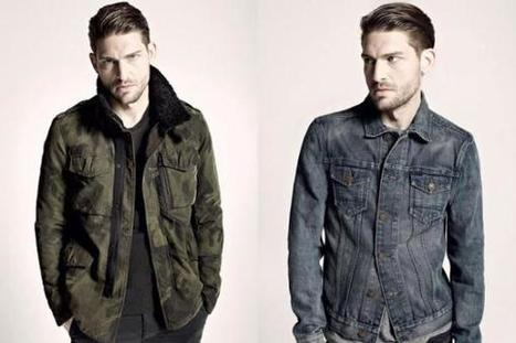 Men Chic- Men's Fashion and Lifestyle Online Magazine: AllSaints Fall-Winter 2012/2013 Menswear Lookbook Austere & Sallow | Alternative Mens Fashion and Lifestyle | Scoop.it