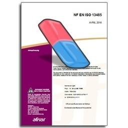 ISO 13485:2016 – les coquilles de la version NF | Dispositifs Médicaux, e-santé | Scoop.it
