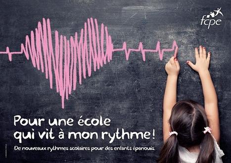 Actualités - La FCPE garde le cap pour la réforme des rythmes scolaires | fcpebleriot | Scoop.it