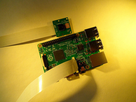 Get to know the two Raspberry Pi cameras with these three tutorials | Raspberry Pi | Scoop.it