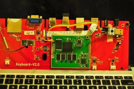 Focuswill Coolship Board Picture and Main Components List   Embedded Systems News   Scoop.it