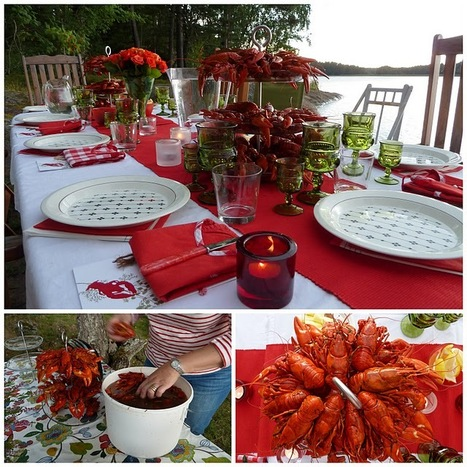 A crayfish party to remember | Finland | Scoop.it