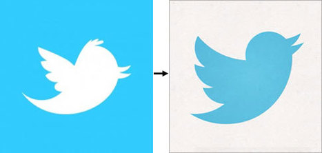 Twitter Redesigns Its Bird in Exceedingly Meaningful New Logo | My Brand | Scoop.it