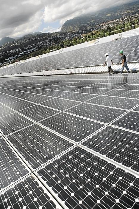 Solaire: le parc installé mondial passe le cap des 100gigawatts | Techs News | Scoop.it