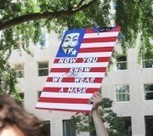 Protestor poster at Restore the Fourth rally in Washington, DC on July 4, 2013 ... - Daily Caller | Current Politics | Scoop.it