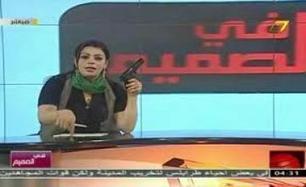 Libye : la journaliste pro-Kadhafi, Hala Misrati, assassinée...   Everything you need…   Scoop.it