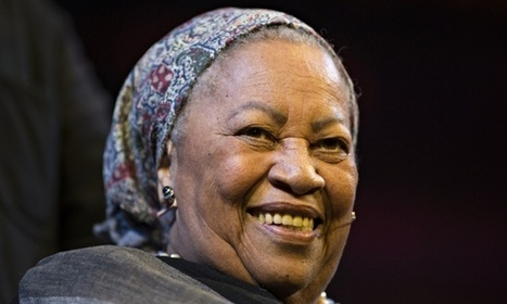 Crush of the week: Toni Morrison | Merveilles - Marvels | Scoop.it