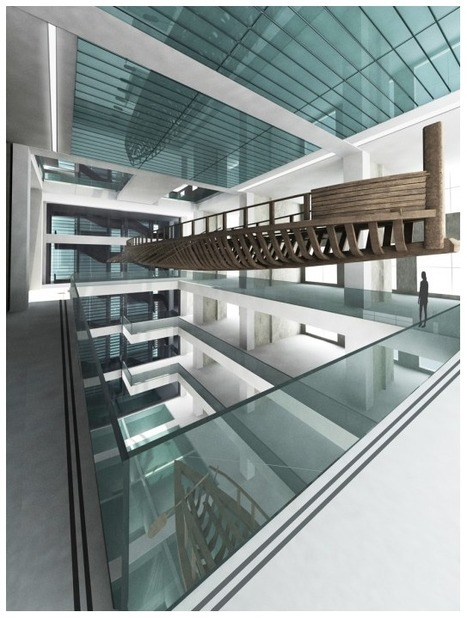 Piraeus Underwater Antiquities Museum Competition Entry / d_code Architects   The Architecture of the City   Scoop.it