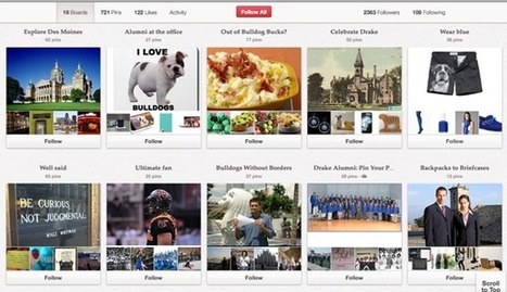 7 Industries You Wouldn't Expect to Be Creative on Pinterest (But Are) | Local SEO and Internet Marketing | Scoop.it