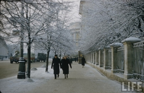 Winter In Moscow 1959   Cold War History   Scoop.it
