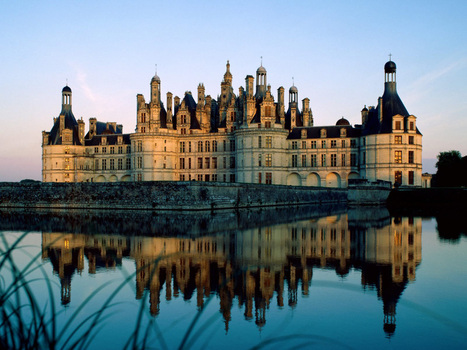 Chateau De Chambord, France | Travel Featured | Scoop.it