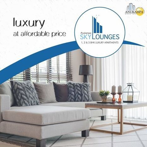 Get your own resort-like apartment, with private terrace, starting from just INR 21.50 Lac | Residential Projects | Scoop.it