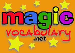 Magic Vocabulary: English vocabulary games and worksheets | Useful EFL - ESL Stuff for Learners & Teachers | Scoop.it