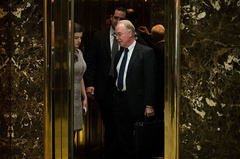 Surgeon and vocal critic of ACA, Rep. Tom Price to be named HHS secretary | Health IT, Precision Medicine, Digital Health | Scoop.it
