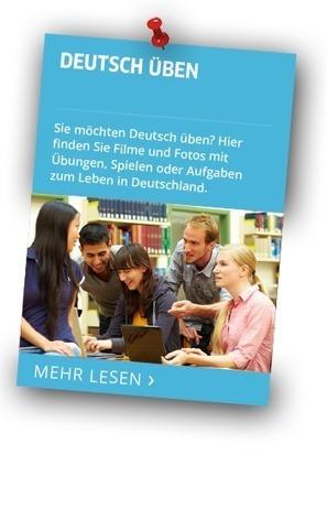 Mein Weg nach Deutschland - Hilfe für Migranten - Übungen, Informationen, Antworten-Goethe-Institut | Enseñanza de ELE | Scoop.it