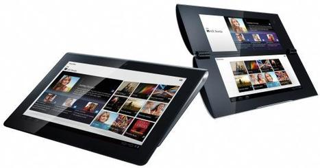 Sony S1, S2 tablets will send videos to Sony TV and can be used as remote controls - IC Tech News   Richard Kastelein on Second Screen, Social TV, Connected TV, Transmedia and Future of TV   Scoop.it