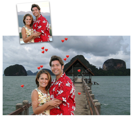 Unique Valentine's Day photos & cards | Photo Editing Photo Retouching Photo Restoration Services | Scoop.it