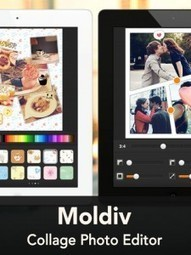 Moldiv for iOS Review- Create Photo Collages on iPad or iPhone | Top Free Web Services | Scoop.it