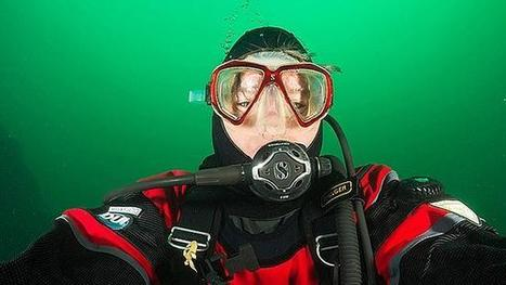 UNDERWATER wi-fi will soon be a thing. - NEWS.com.au | ScubaObsessed | Scoop.it