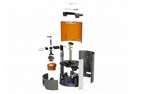 Ember's Mechanical Designs are now Open-Source | Spark | Desktop 3D Print | Scoop.it