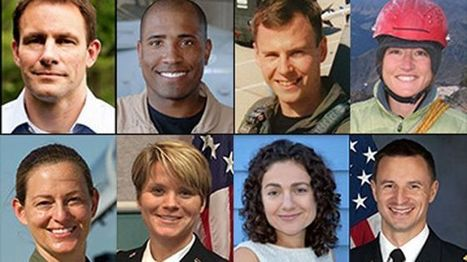 NASA picks 8 new astronauts, 4 of them women - Fox News | Moderation in All Things.... | Scoop.it