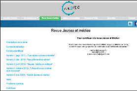 Jeunes et Médias  | Wix.com | oral capes documentation 2014 | Scoop.it