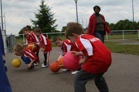 Les Babys passent entre les gouttes !   Site officiel de la Jeunesse ...   Le Basket en Yvelines   Scoop.it