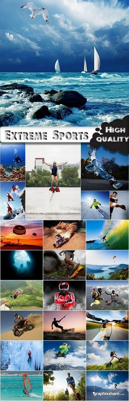 Extreme Sports Stock Images #2 - 25 HQ Jpg | DesignFeed | Scoop.it