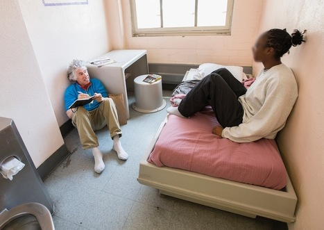 What It's Like to Be a Girl in America's Juvenile Justice System  | SocialAction2014 | Scoop.it