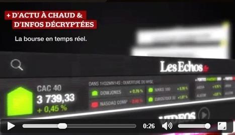 LesEchos.fr, découvrez la nouvelle formule en vidéo | Les médias face à leur destin | Scoop.it