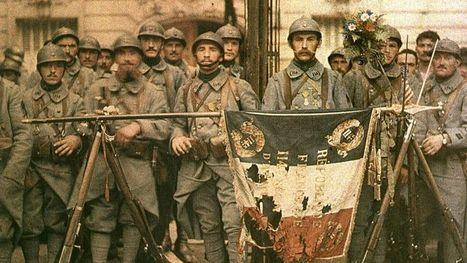 À la recherche des petites histoires de la Grande Guerre | Histoire de France | Scoop.it